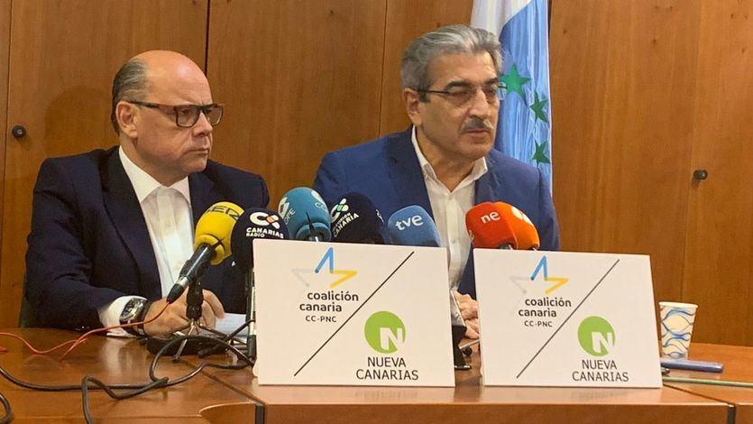 Coalición Canaria y Nueva Canarias no bloquearán la investidura de Sánchez