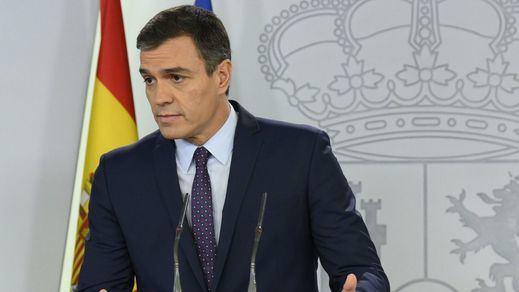Sánchez justifica en el desbloqueo el gobierno de coalición con Unidas Podemos