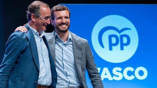 El PP vasco sigue distanciándose de Génova y califica a Vox de partido