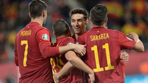 España se impone a Malta (7-0) y se prepara para darlo todo en el Wanda