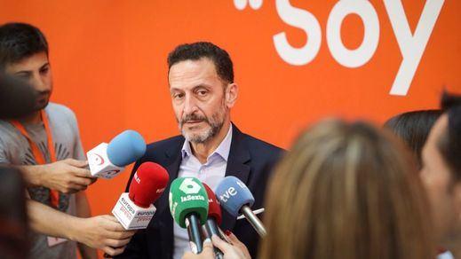 Ciudadanos no apoyará un gobierno de coalición PSOE-Podemos, pero sí a Sánchez si gira a la derecha
