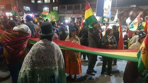 El balance de la crisis política y social en Bolivia: al menos 23 muertos y más de 700 heridos