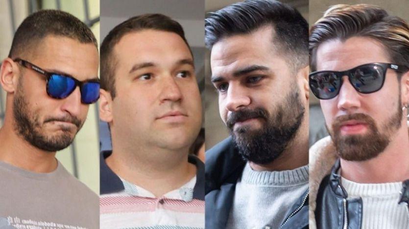 Juicio a 'La Manada' por el caso de Pozoblanco: su defensa pide anular la prueba del vídeo incriminatorio