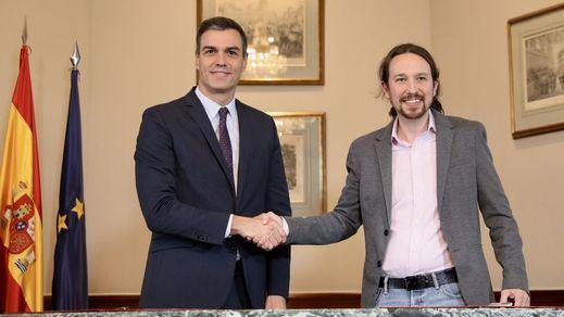 Podemos hará coincidir la consulta a sus bases sobre el pacto de gobierno con la del PSOE