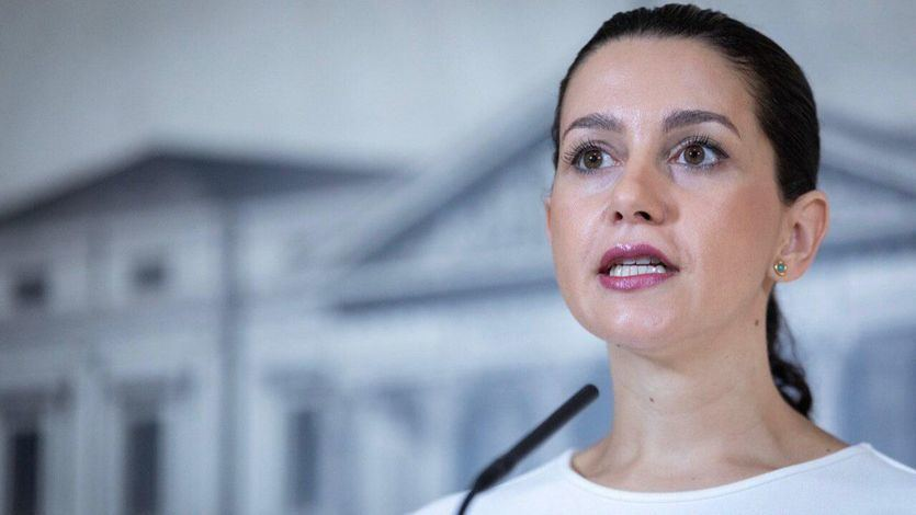 Inés Arrimadas y otras mujeres al frente de partidos políticos
