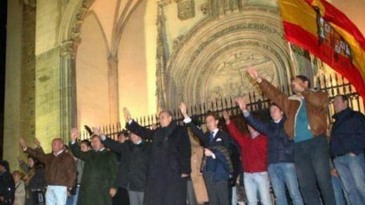 Primer 20-N sin Franco en el Valle de los Caídos: los franquistas se dividen y las víctimas piden el fin de los homenajes