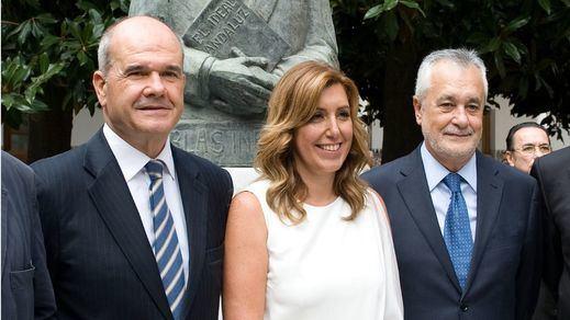 El futuro de Susana Díaz tras la sentencia de los ERE, ¿desatará otra guerra con Ferraz?