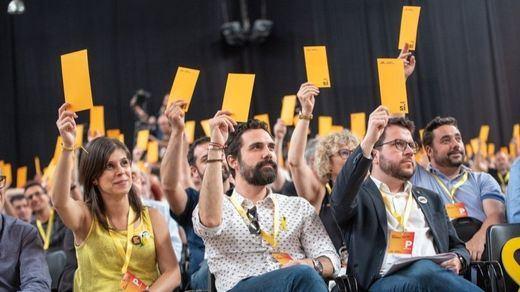 El gobierno para la próxima legislatura, en manos de poco más de 10.000 militantes de ERC