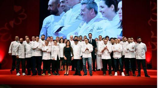 El nivel culinario sigue al alza en la Guía Michelín España & Portugal 2020