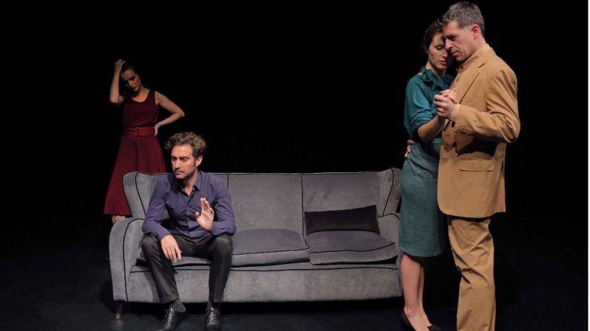 Obra de teatro 'Noches de Hotel'