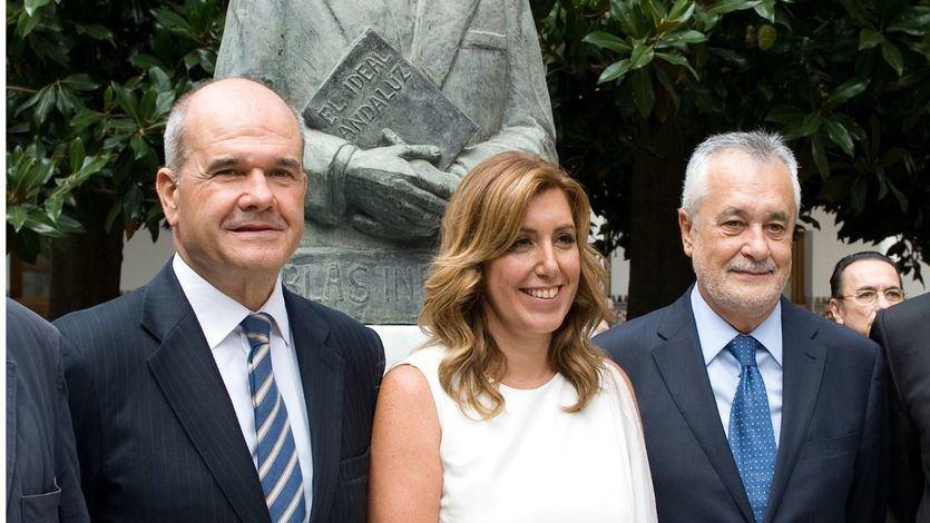 Susana Díaz desata la indignación con sus palabras sobre 'Pepe y Manolo' tras la sentencia de los ERE