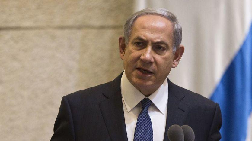 El primer ministro israelí Benjamin Netanyahu, imputado por fraude y cohecho
