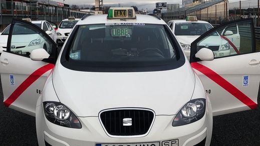 Uber consigue integrar una pequeñísima parte de los taxis de Madrid en su aplicación