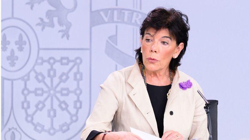 Celaá no aclara si se creará la mesa de negociación que exige ERC para facilitar la investidura de Sánchez