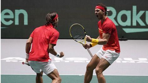 España se enfrenta a Canadá en la final de la Copa Davis