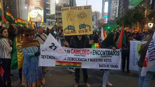 Bolivia aprueba la convocatoria de nuevas elecciones sin Evo Morales