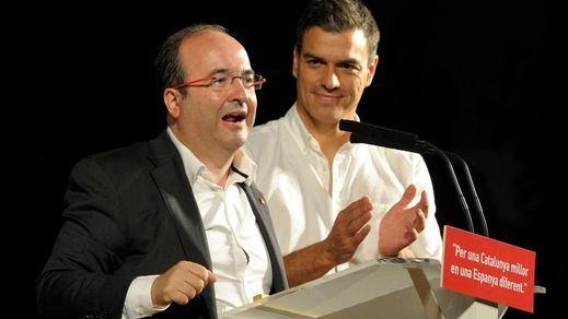 Otro paso de acercamiento al independentismo: el PSC propondrá considerar a Cataluña una nación