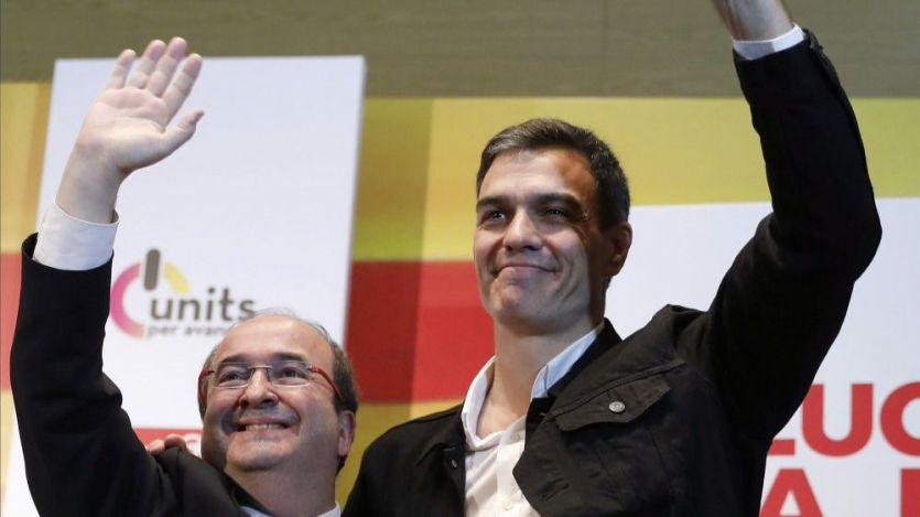 Iceta presiona a ERC para que 'no bloquee un Gobierno que apuesta por el diálogo'