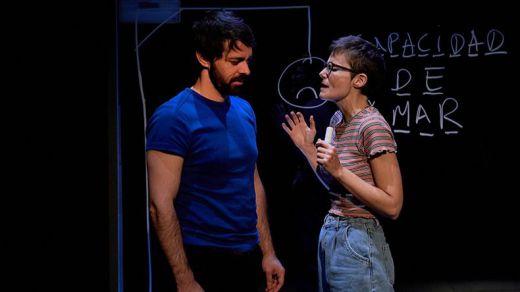 Obra de teatro 'Pulmones'
