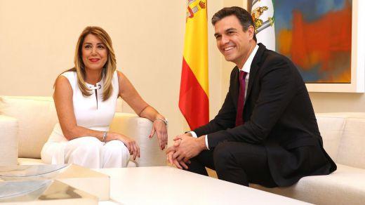 Cisma en el socialismo: barones como Susana Díaz y Page se niegan a aceptar a Cataluña como 'nación'