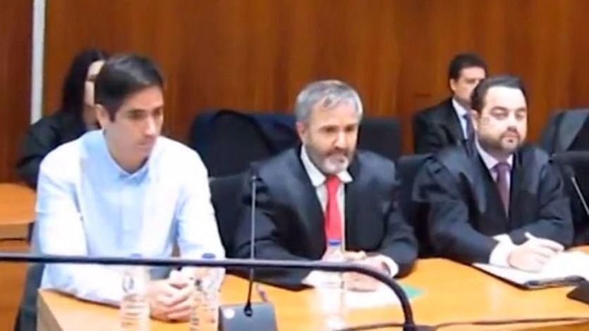 Rodrigo Lanza ante el tribunal