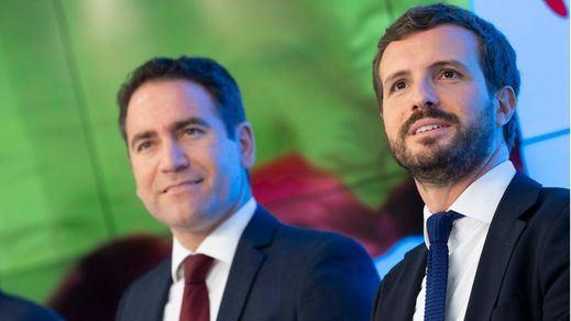 El PP deja claro al PSOE que no bloqueará la entrada de Vox en la Mesa del Congreso
