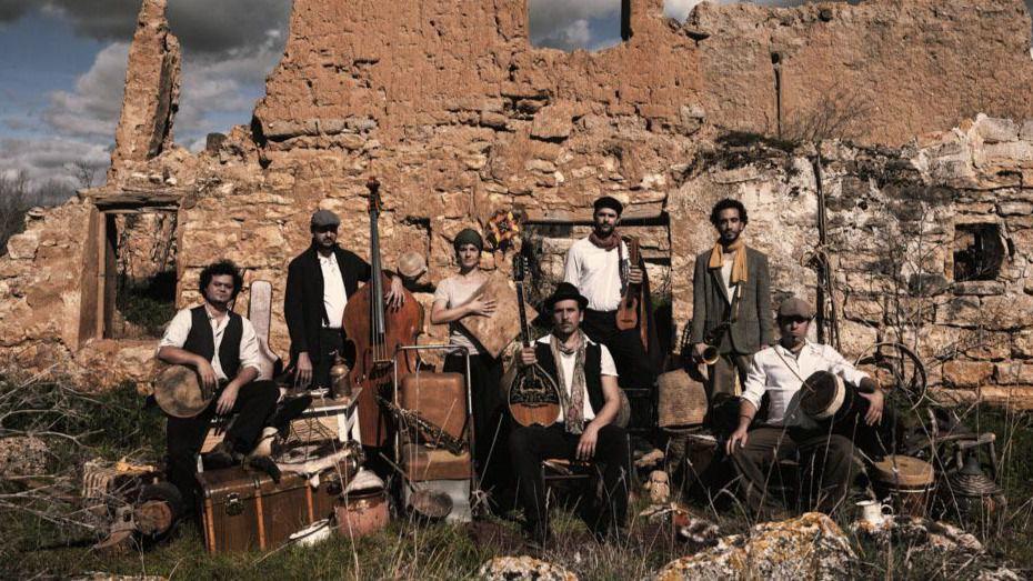 Los palentinos de El Naán nos traen el mejor disco europeo de música de raíz (vídeo)