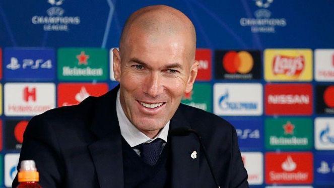 Zidane, contento con el partidazo del Madrid pese al bajón final que provocó el empate del PSG (2-2)