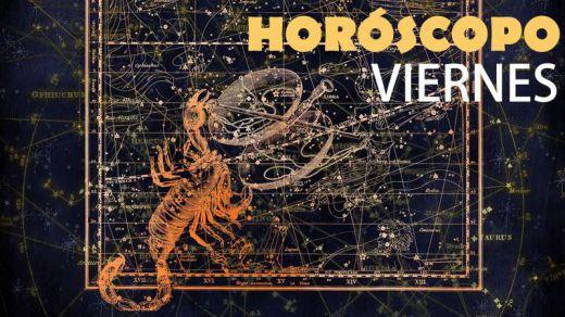 Horóscopo de hoy, viernes 29 de noviembre de 2019