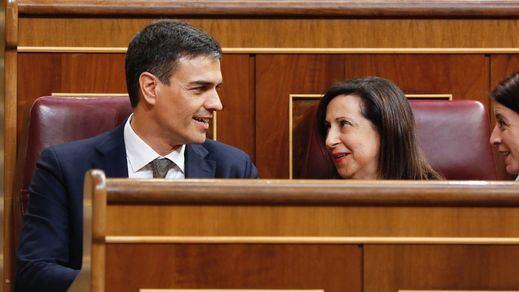 Margarita Robles asumirá las competencias de Josep Borrell