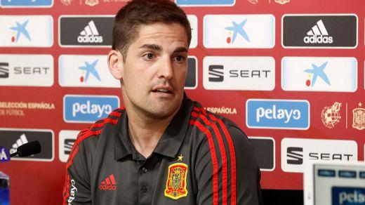 Robert Moreno desmiente a Luis Enrique: