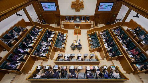 El Parlamento Vasco aprueba una proposición no de ley que defiende el derecho a decidir