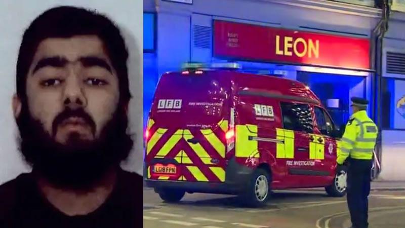 Usman Khan, el terrorista de Londres, había estado en la cárcel y se encontraba en libertad vigilada