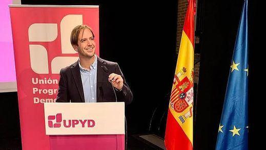 Cristiano Brown seguirá al frente de UPyD, prometiendo