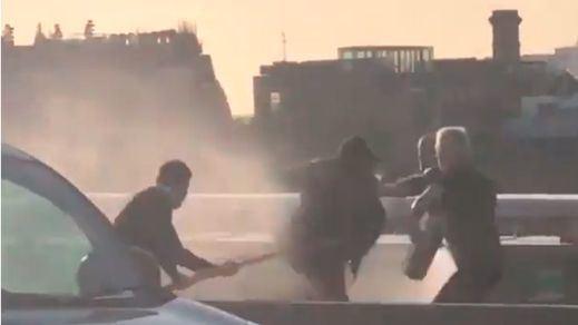 Uno de los 'héroes' del Puente de Londres es un asesino en libertad condicional
