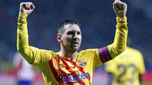 Messi y 21 más: el argentino decide en segundos el otro Clásico del fútbol español (0-1)