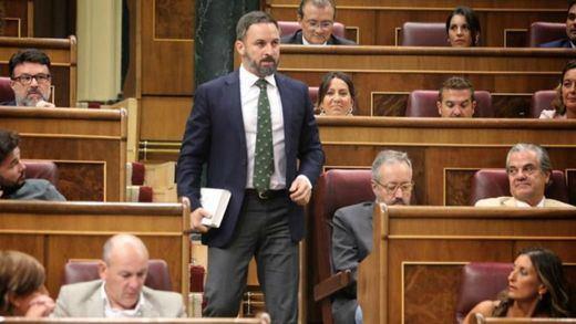 La sesión constitutiva del Congreso no tendrá cordón sanitario a Vox: PP y Cs no actuarán contra su socio
