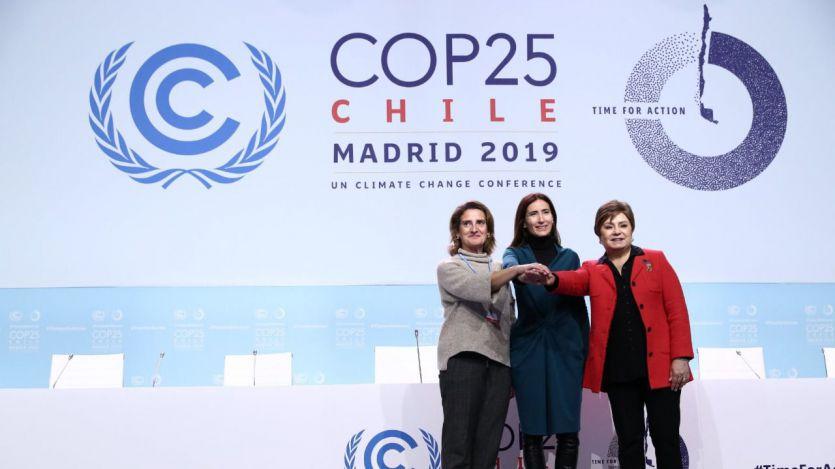 El fiasco de la Cumbre del Clima de Madrid: no estarán Trump, Merkel, Macron...