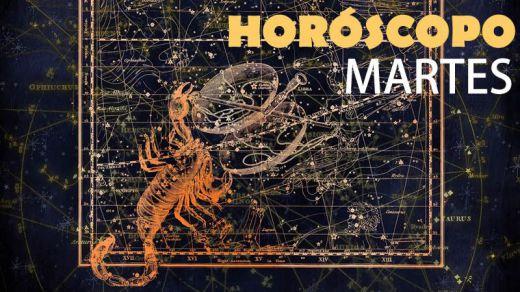 Horóscopo de hoy, martes 3 de diciembre de 2019