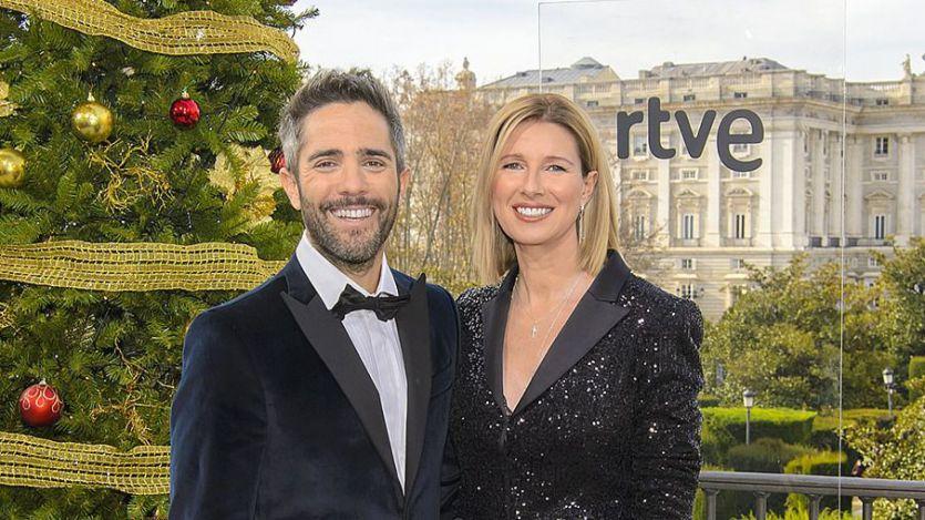 TVE repite pareja de uvas: Anne Igartiburu y Roberto Leal volverán a dar las campanadas