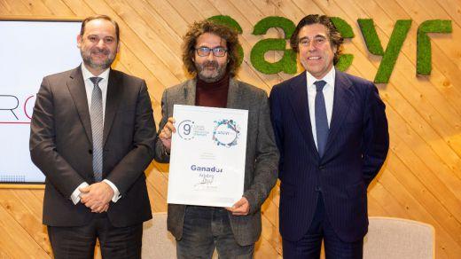 Artabro gana la novena edición de los Premios Sacyr a la Innovación