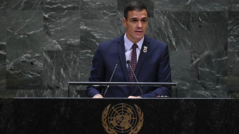Sánchez no descarta explorar la vía PP-Cs si no prospera el gobierno de coalición de izquierdas