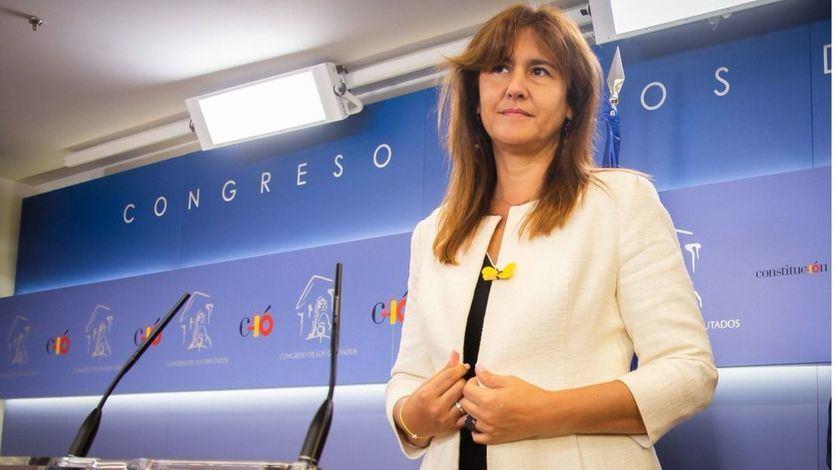 La Fiscalía pide al Tribunal Supremo que cite como investigada a Laura Borrás