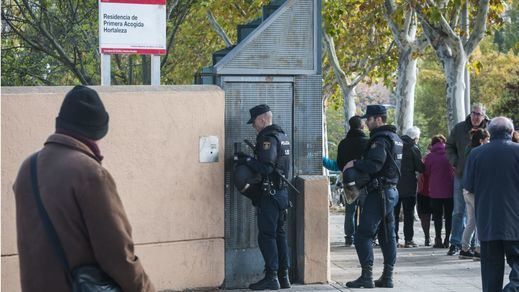 Los Tedax detonan una granada lanzada a un centro de MENAS señalado antes por Vox