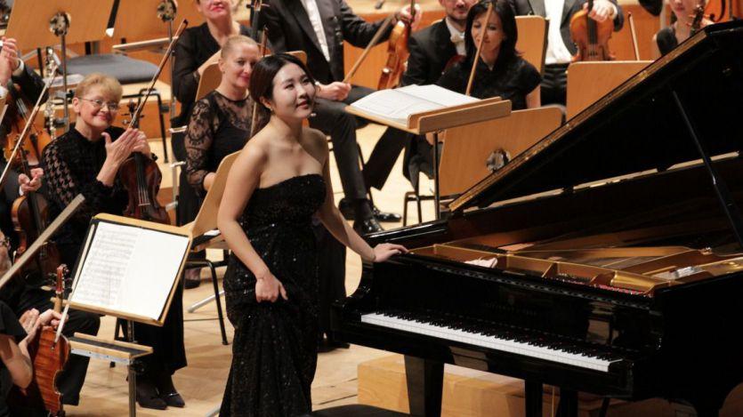 Gran éxito en Madrid de la pianista coreana Chloe Jiyeong Mun