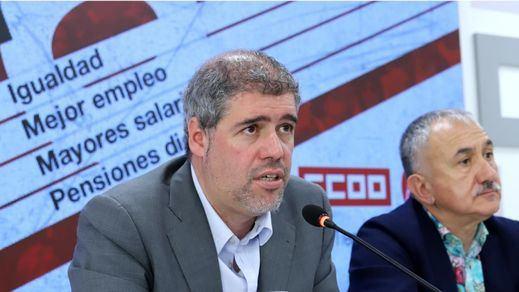 Los sindicatos piden a Junqueras que ERC apoye la investidura de Sánchez
