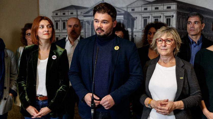 ERC mantiene la próxima cita con el PSOE pero manifiesta su malestar por las palabras de Sánchez