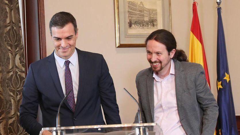 El PSOE guarda silencio pero Podemos confía en que haya pacto de Gobierno con ERC antes de enero