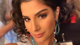Miss Universo: Miss Brasil reclama el fin de la violencia machista