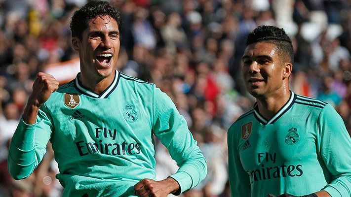 Los franceses roban el protagonismo a Vinicius y Rodrygo en la victoria del Madrid ante el Espanyol (2-0)